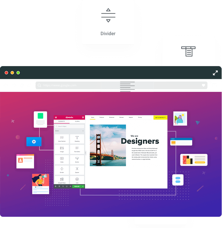 Elementor Page Builder 1